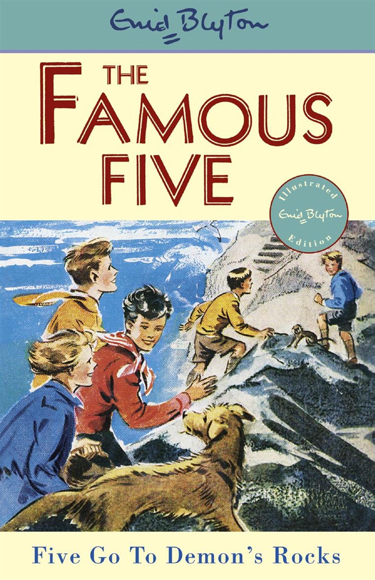 1 14 12 Enid Blyton Books We Loved Reading As Children