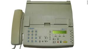 10. Fax machine 12 Reasons We Didn't Need Smartphones In The 1980s