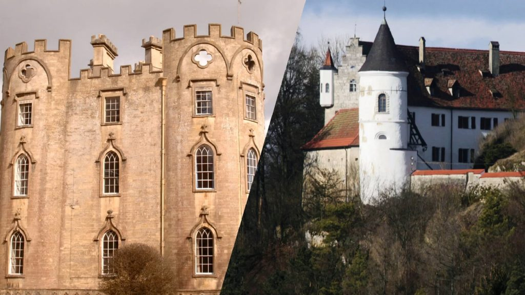 104461217 castles 2 20 Fascinating Facts You Didn't Know About Nicolas Cage