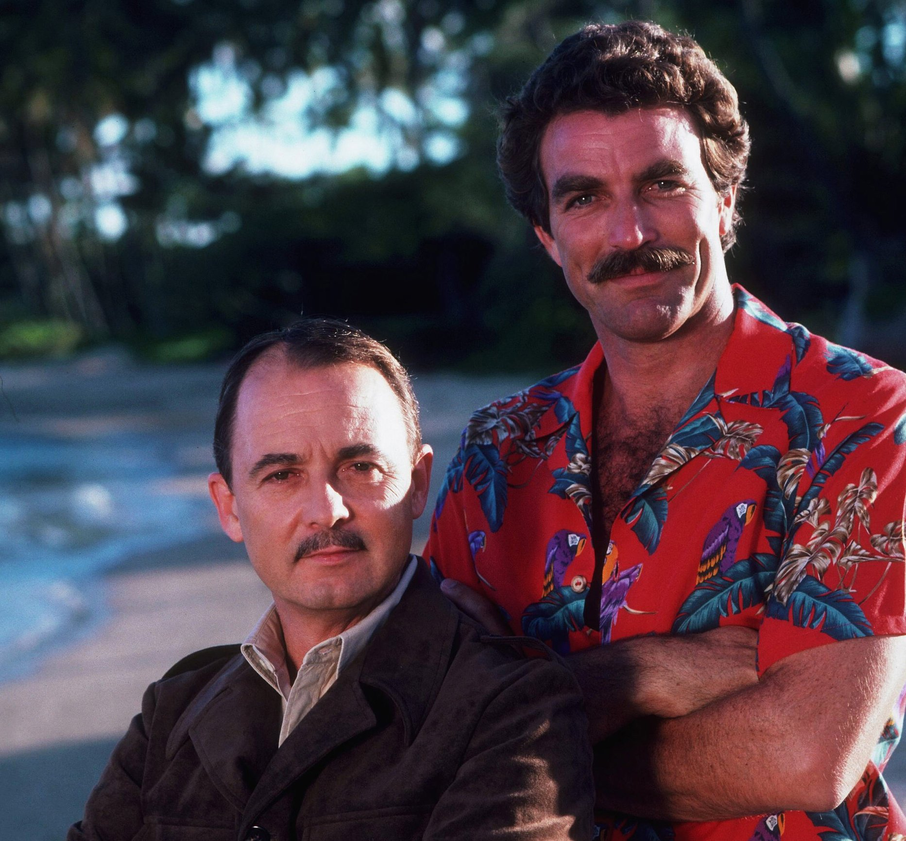 10xp Hillerman obit 1 superJumbo 25 Things You Didn't Know About Magnum, P.I.