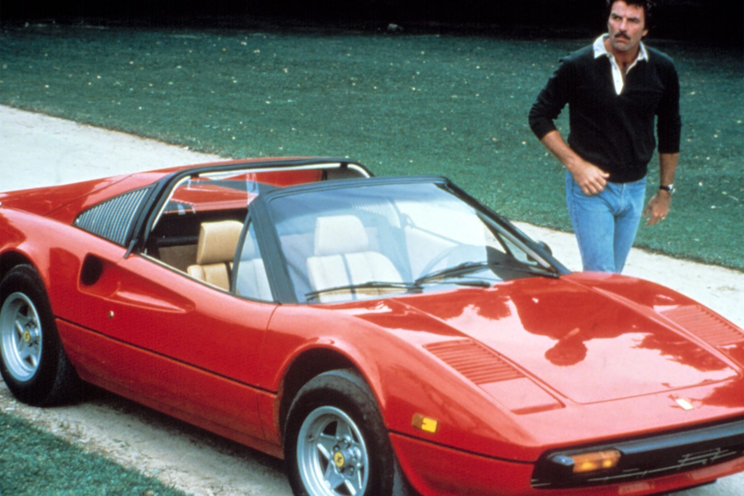 170118 ferrari magnum pi feature scaled 25 Things You Didn't Know About Magnum, P.I.