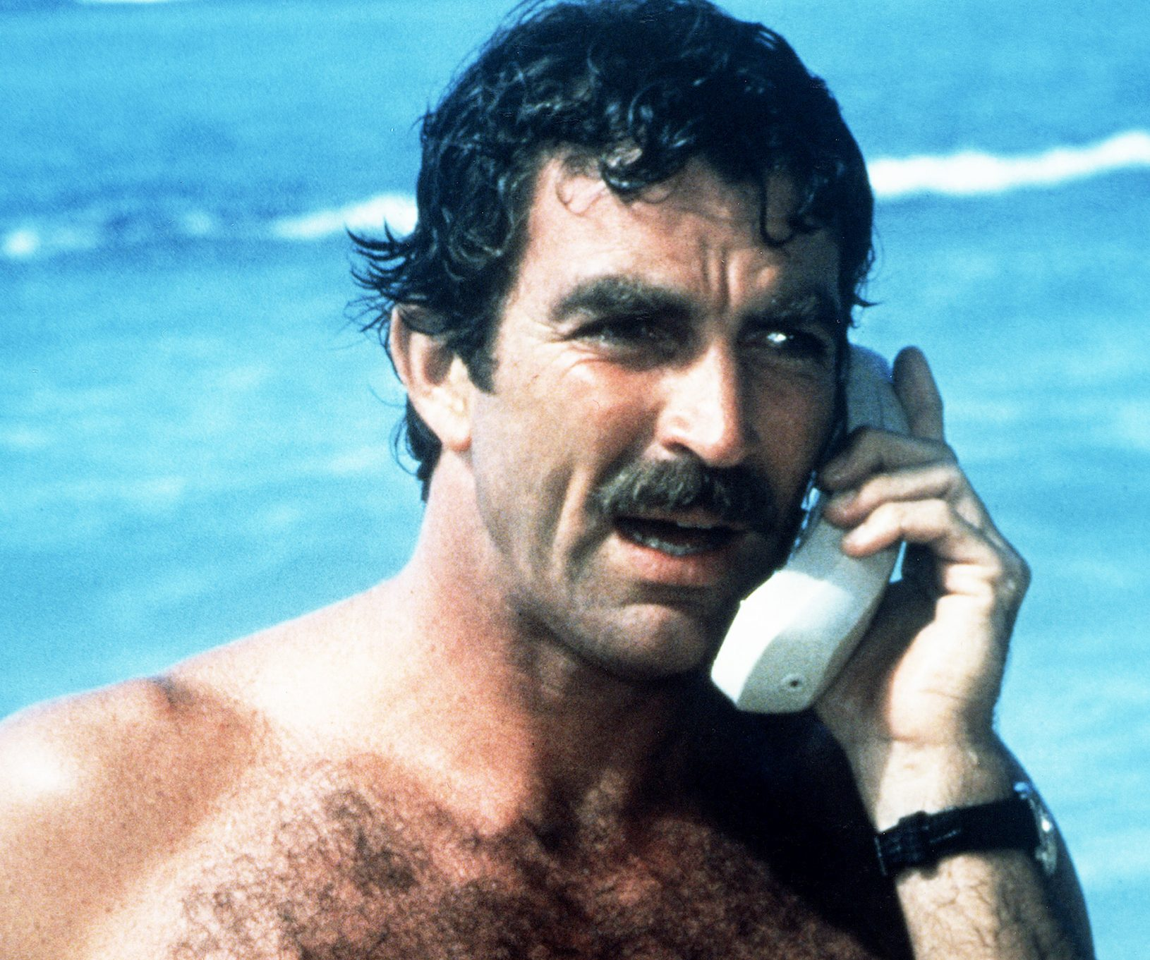 180511 magnum pi tom selleck e1614697080547 25 Things You Didn't Know About Magnum, P.I.