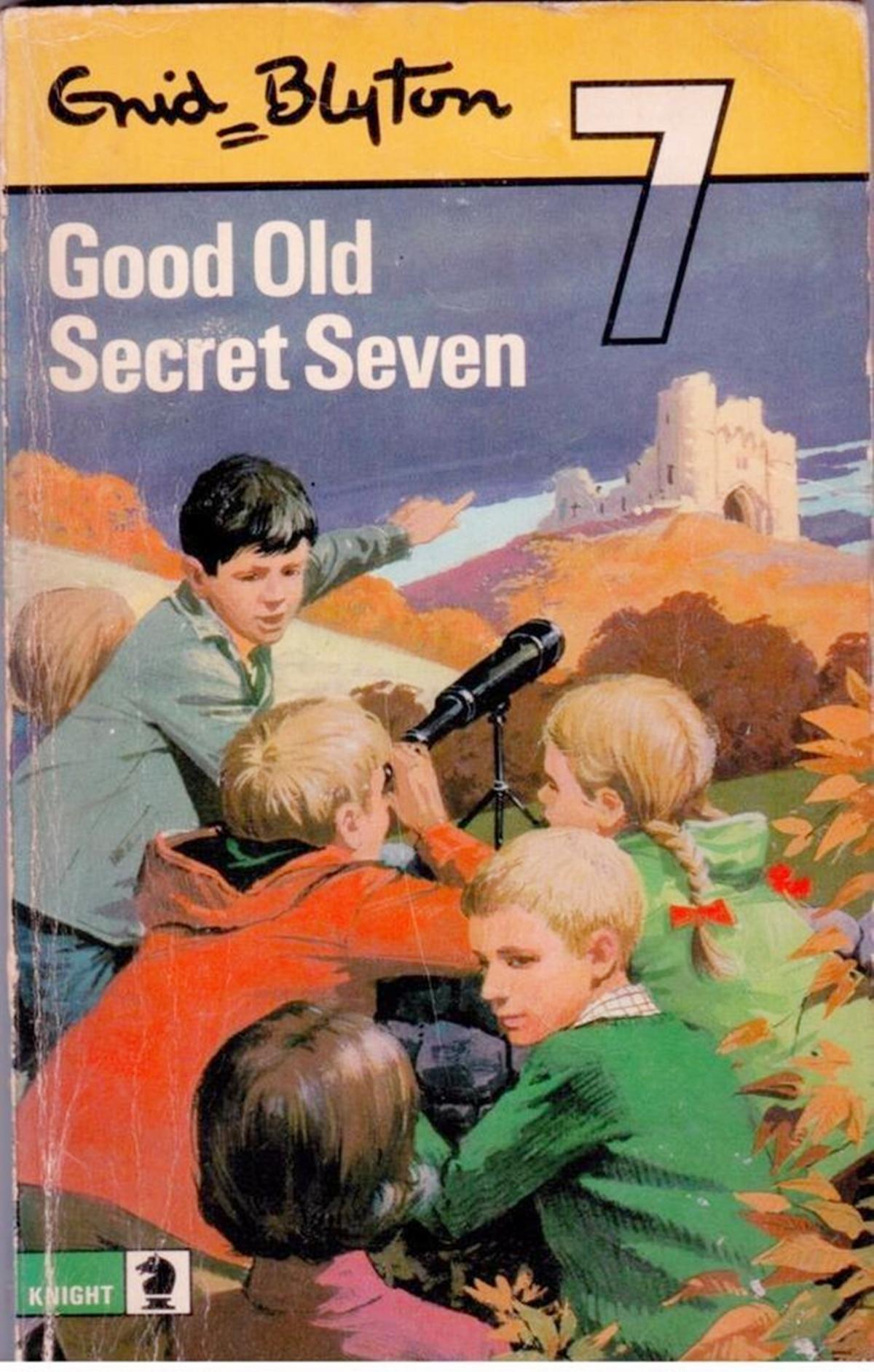 2 13 12 Enid Blyton Books We Loved Reading As Children