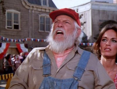 Denver Pyle as Uncle Jesse