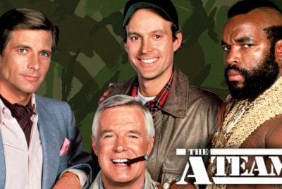 the a-team 80s main cast
