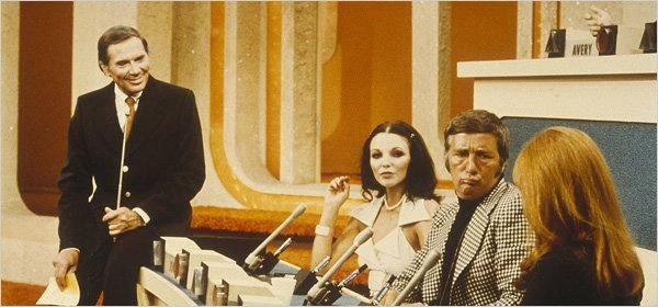 Contestants on Match Game