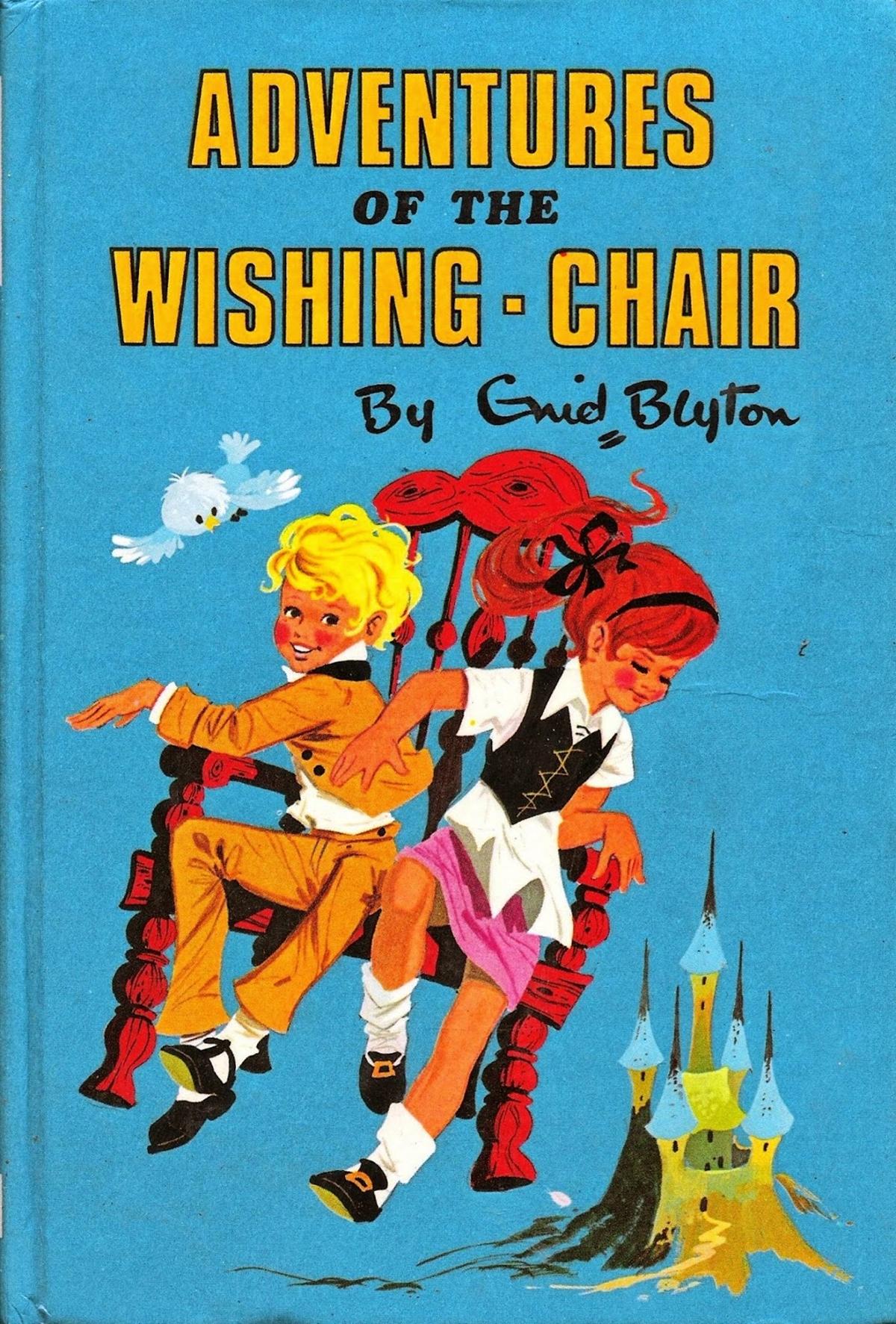 3 15 12 Enid Blyton Books We Loved Reading As Children