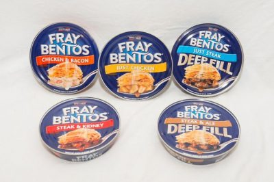 3. 11 Fray Bentos Are Changing Their Tins Because Millenials Can't Open Them
