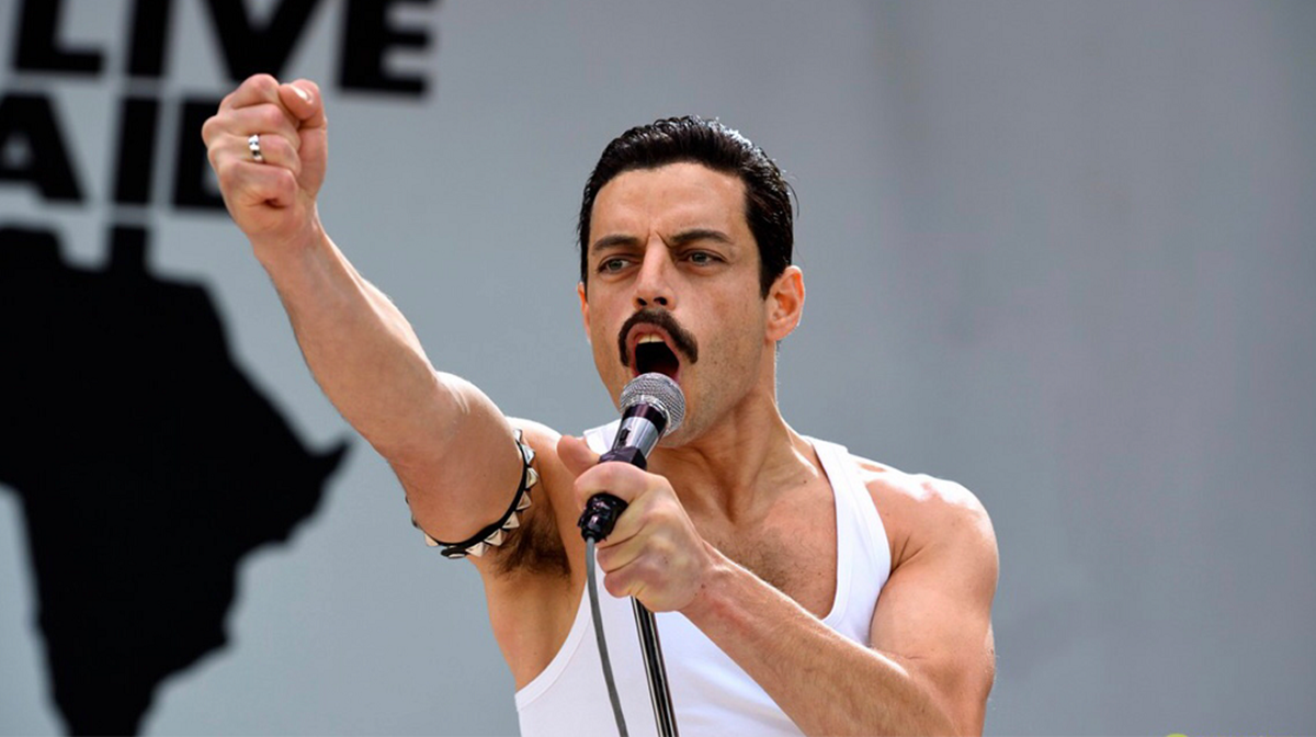 3 Here's The First Trailer And Poster For The Queen Biopic 'Bohemian Rhapsody'!