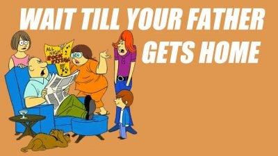 34. 45 Things Your Mum Said To You Whilst Growing Up