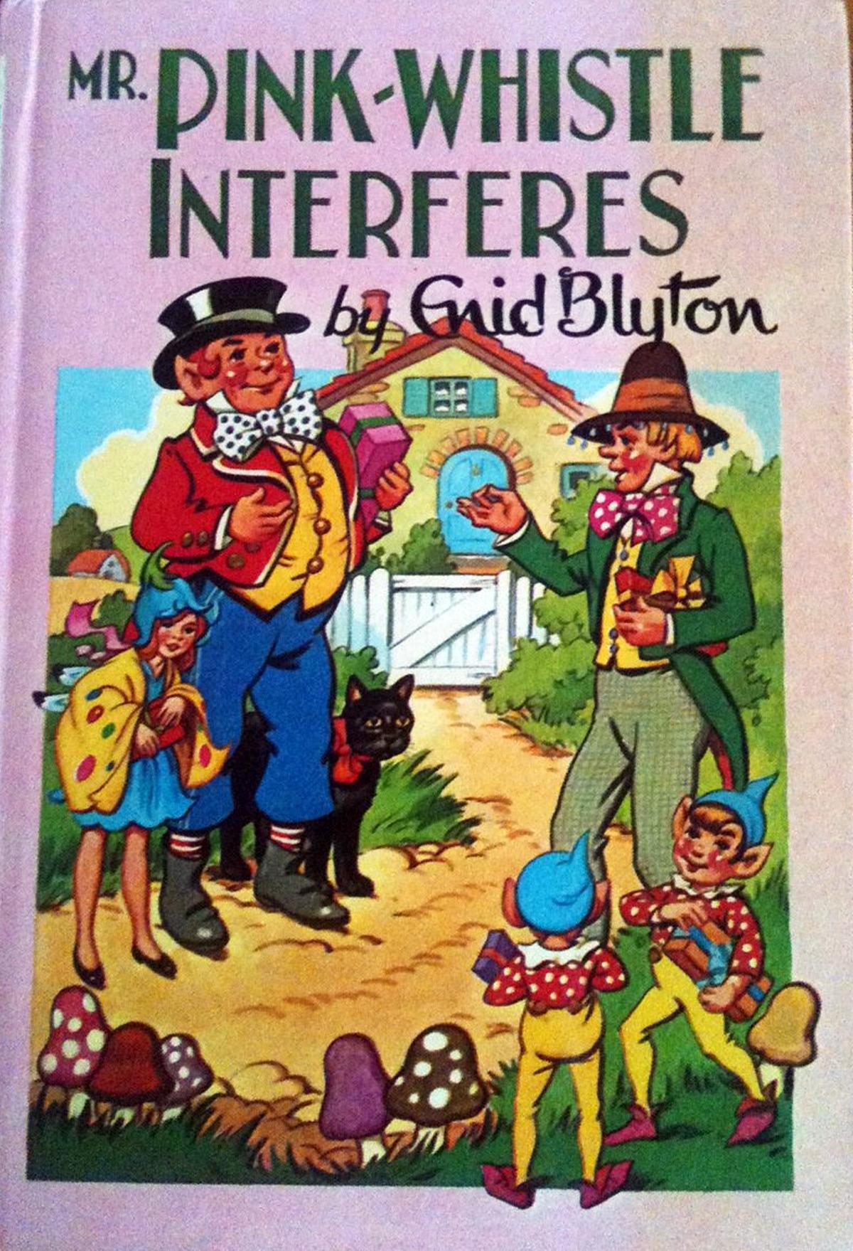 4 13 12 Enid Blyton Books We Loved Reading As Children