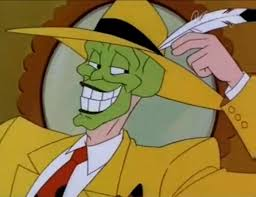 4. The mask 12 Of The Weirdest Cartoons We Used To Love Watching