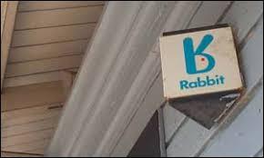 5. Rabbit 12 Reasons We Didn't Need Smartphones In The 1980s