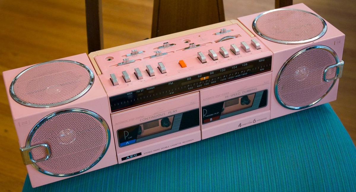 5 20 Things You Would Find In An 80s Girl's Bedroom