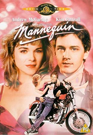 poster for mannequin movie
