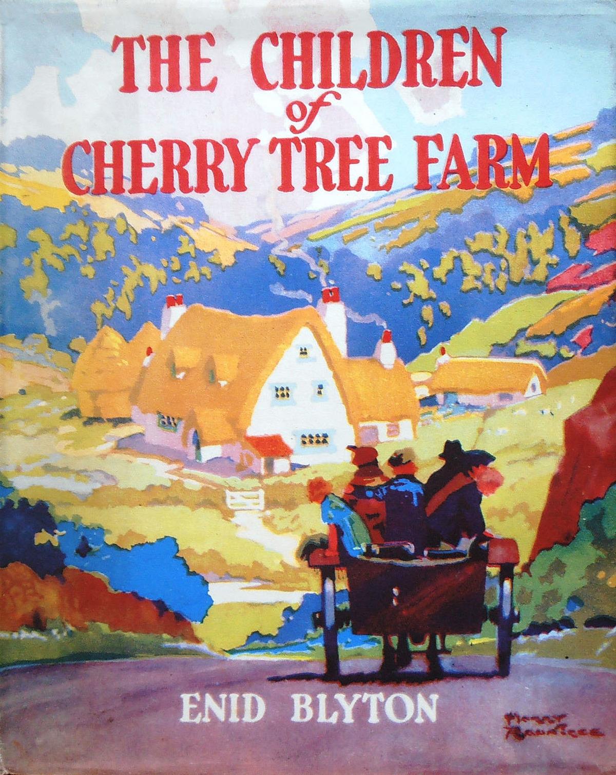 6 14 12 Enid Blyton Books We Loved Reading As Children