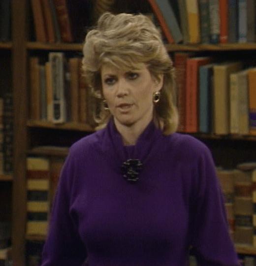 Markie Post as Christine Sullivan in Night Court