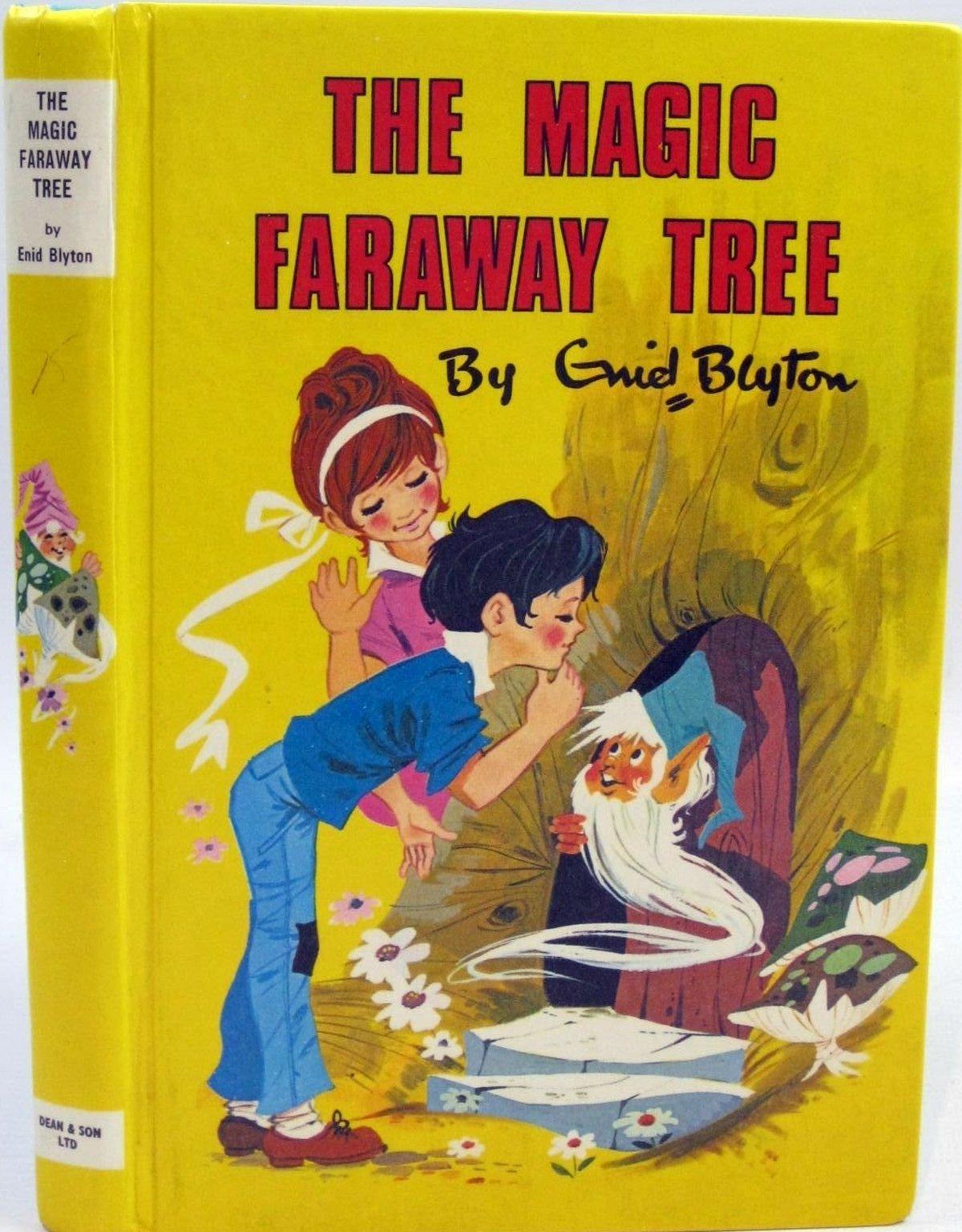 7 13 12 Enid Blyton Books We Loved Reading As Children