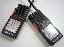 7. walkie talkies 12 Reasons We Didn't Need Smartphones In The 1980s