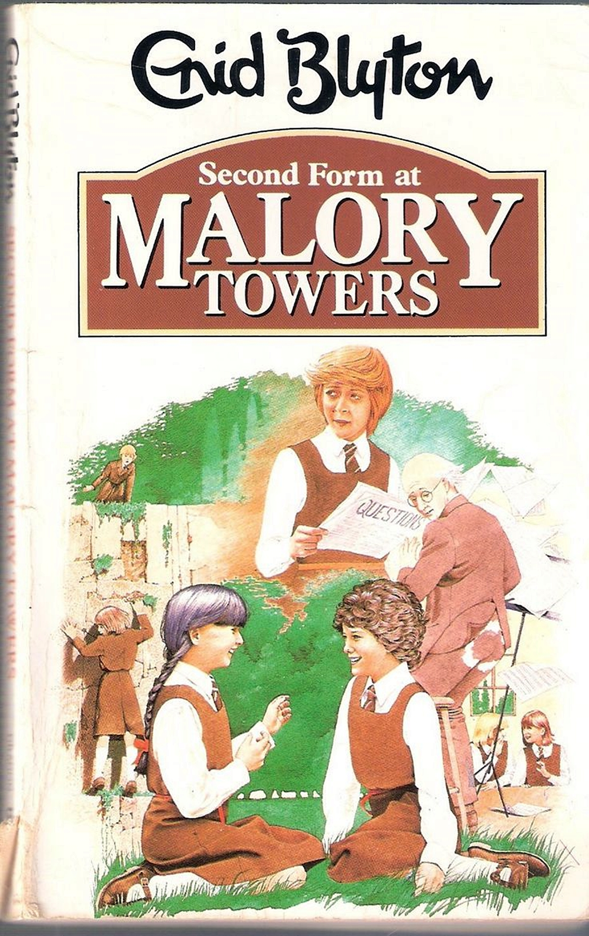8 12 12 Enid Blyton Books We Loved Reading As Children