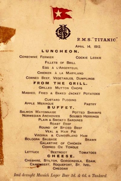 8. 11 25 Things You Never Knew About The Titanic