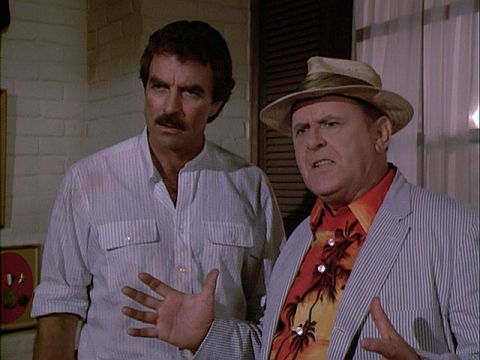 8 11 m full 25 Things You Didn't Know About Magnum, P.I.