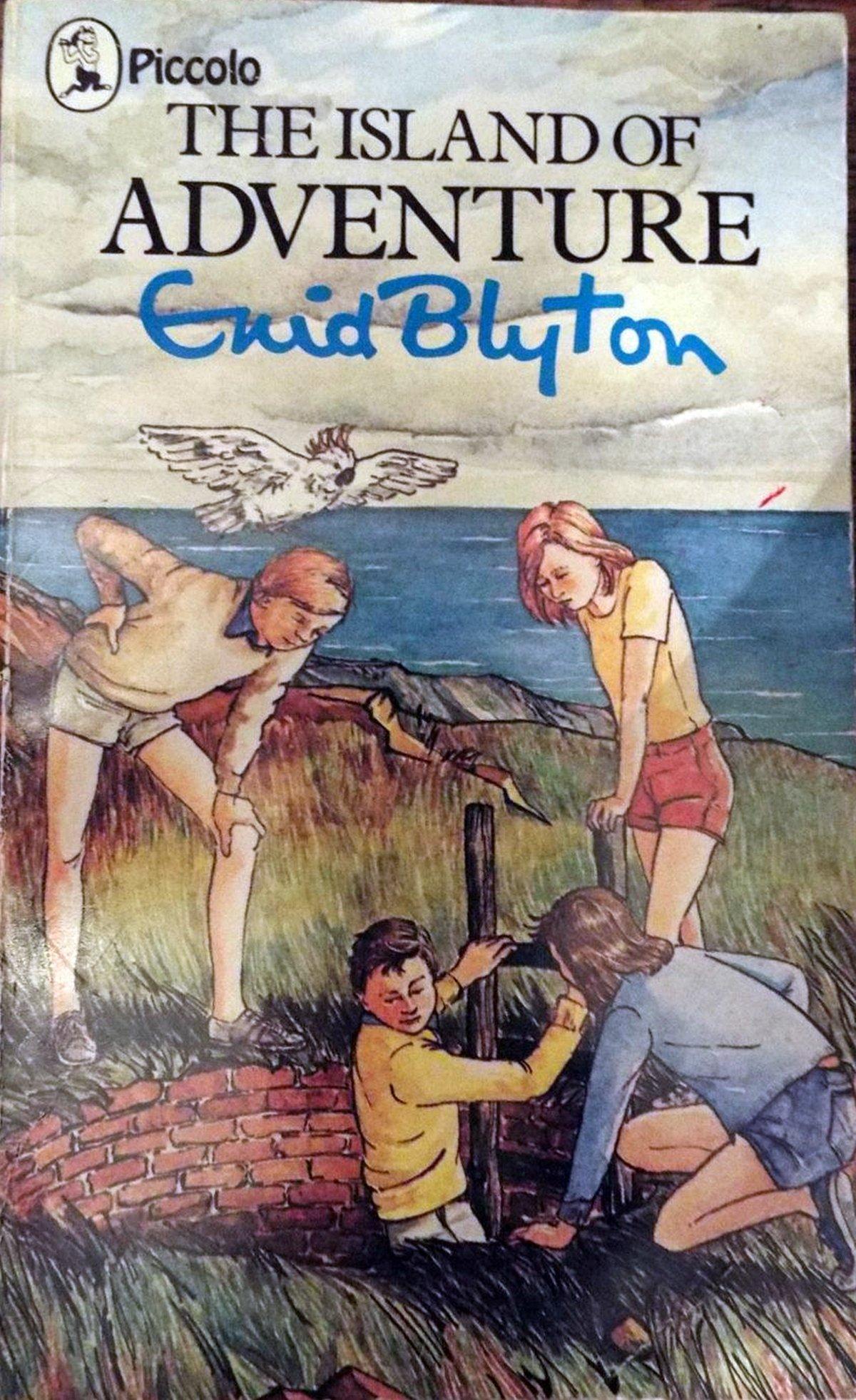 9 10 12 Enid Blyton Books We Loved Reading As Children