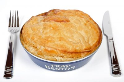 9. 4 Fray Bentos Are Changing Their Tins Because Millenials Can't Open Them