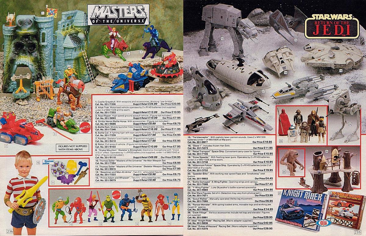 ARGOS 16 Retro Toy Adverts That Will Fill You With Nostalgia