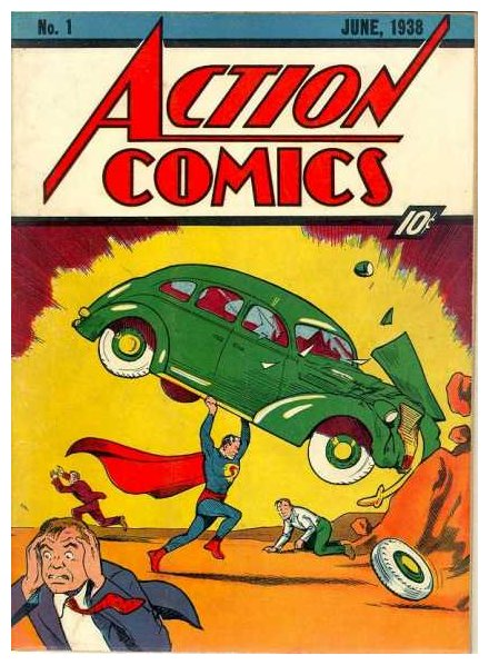 Action Comics 1 The 20 Most Valuable Toys from Your Childhood - Do You Have Any Of These?