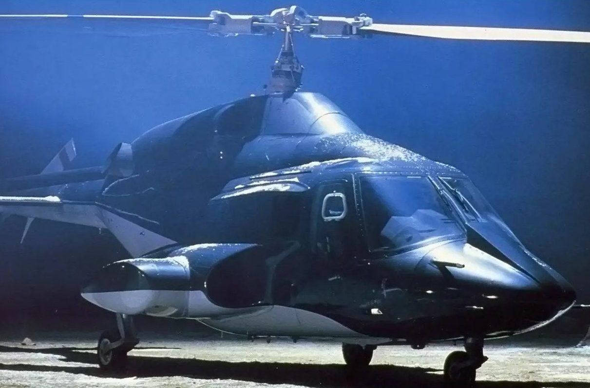 Airwolf3 e1614698487278 25 Things You Didn't Know About Magnum, P.I.