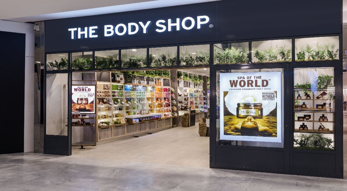 BODY SHOP1 10 Things We All Bought From The Body Shop In The 1980s