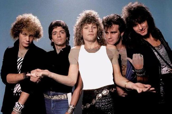 BonJovi 19 Things That You Probably Didn't Know About Jon Bon Jovi
