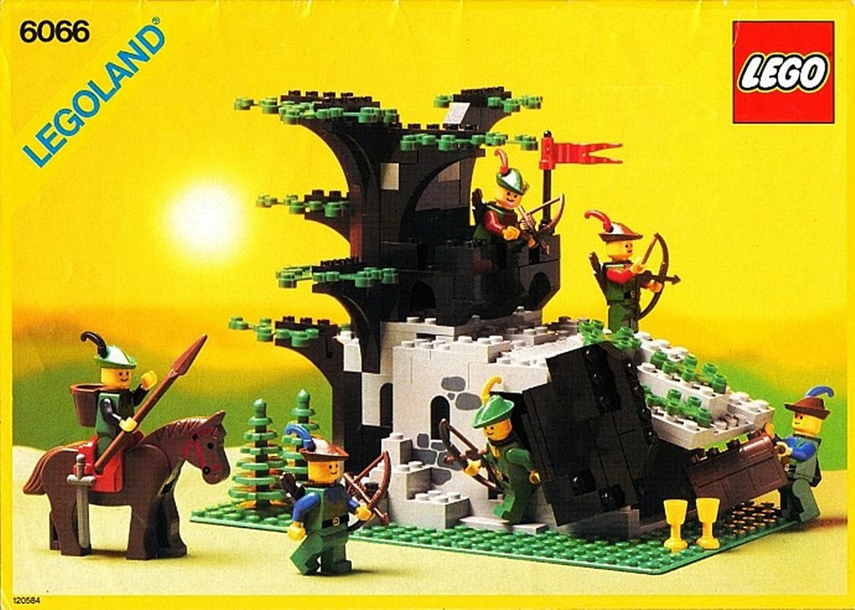 CAMOFLAGED 10 Of The Best Lego Sets From Our Childhood
