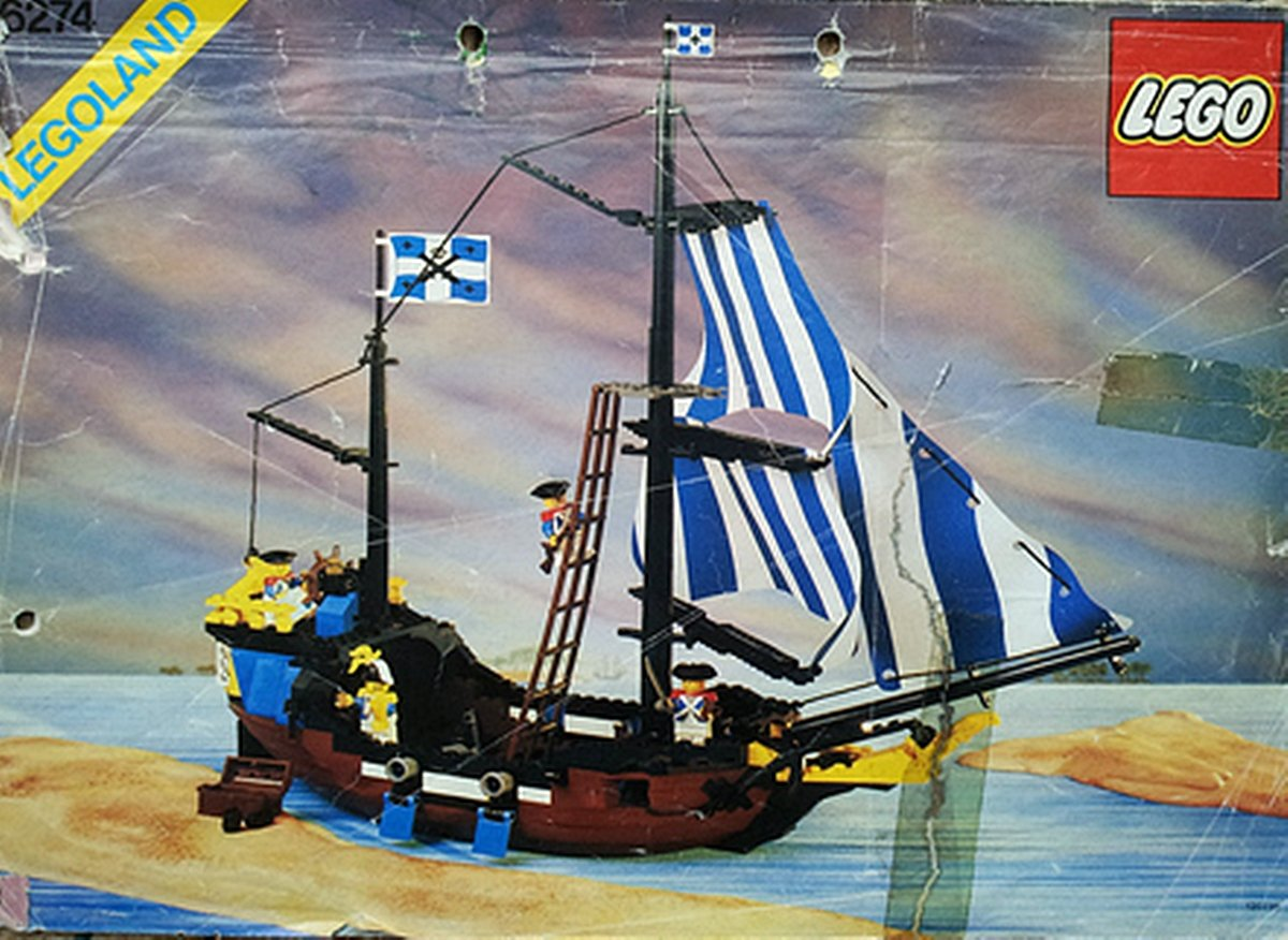 CARRIBEAN 10 Of The Best Lego Sets From Our Childhood