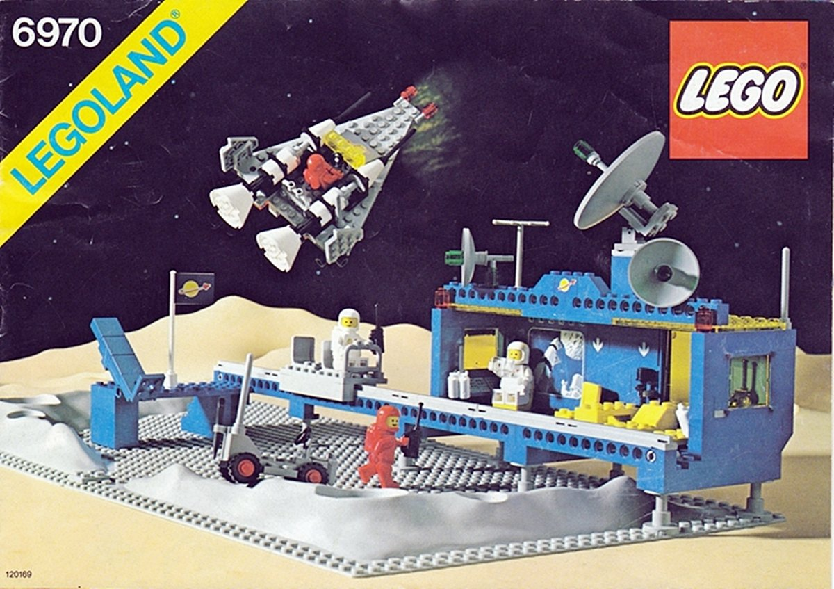 COMMAND 10 Of The Best Lego Sets From Our Childhood