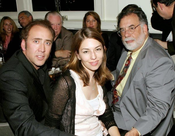 Coppola family 01 20 Fascinating Facts You Didn't Know About Nicolas Cage
