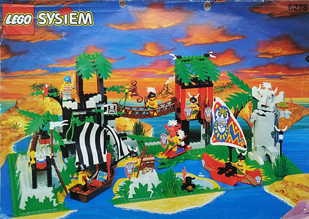 ENCHANTED 10 Of The Best Lego Sets From Our Childhood