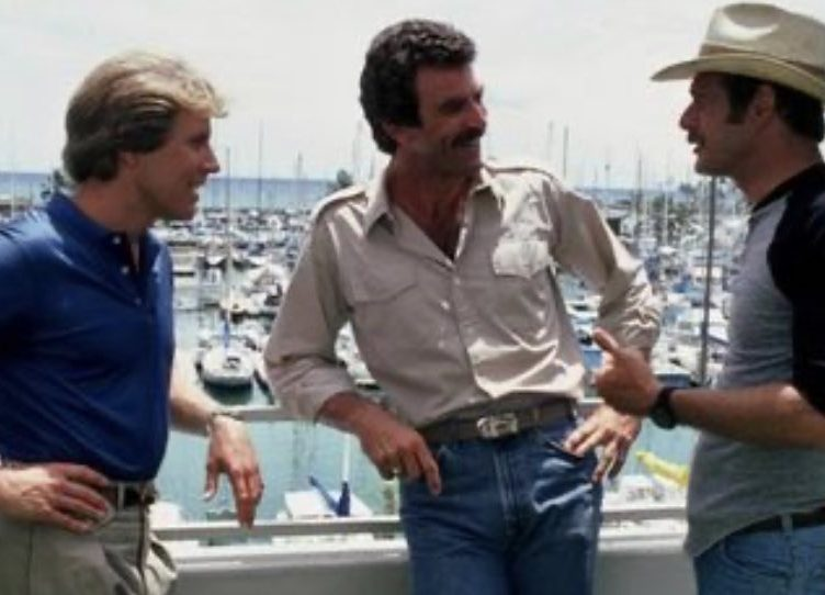 EVgMlbaXQAQoUpr e1614683911805 25 Things You Didn't Know About Magnum, P.I.