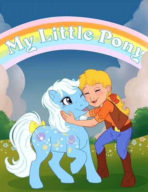 FB IMG 15264145404378206 The Original My Little Pony Names