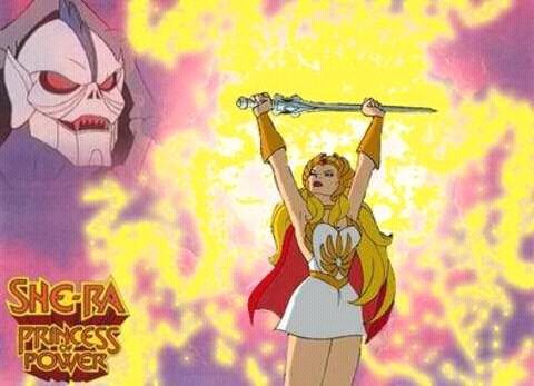 FB IMG 15266870465549611 She-Ra! A Great Role Model For 1980s Girls?