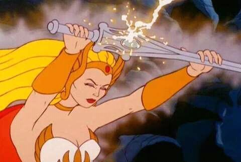 FB IMG 15266872045422923 She-Ra! A Great Role Model For 1980s Girls?