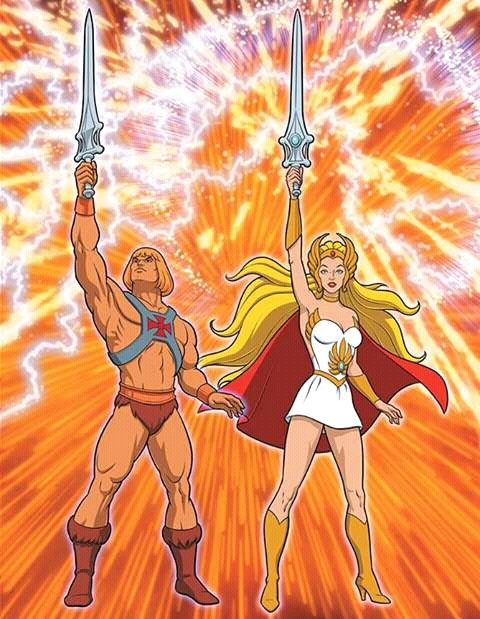 FB IMG 15266951865507819 She-Ra! A Great Role Model For 1980s Girls?