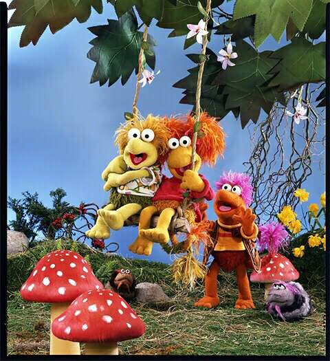 Fraggle Rock, Best Theme Tune Ever?