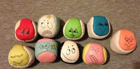 Hacky Sacks from the 80s