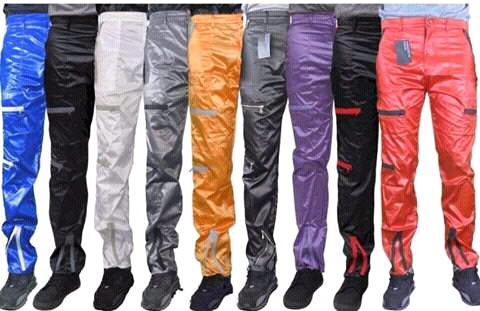 Parachute Pants in the 1980s