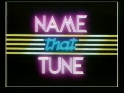 Name That Tune opening credits
