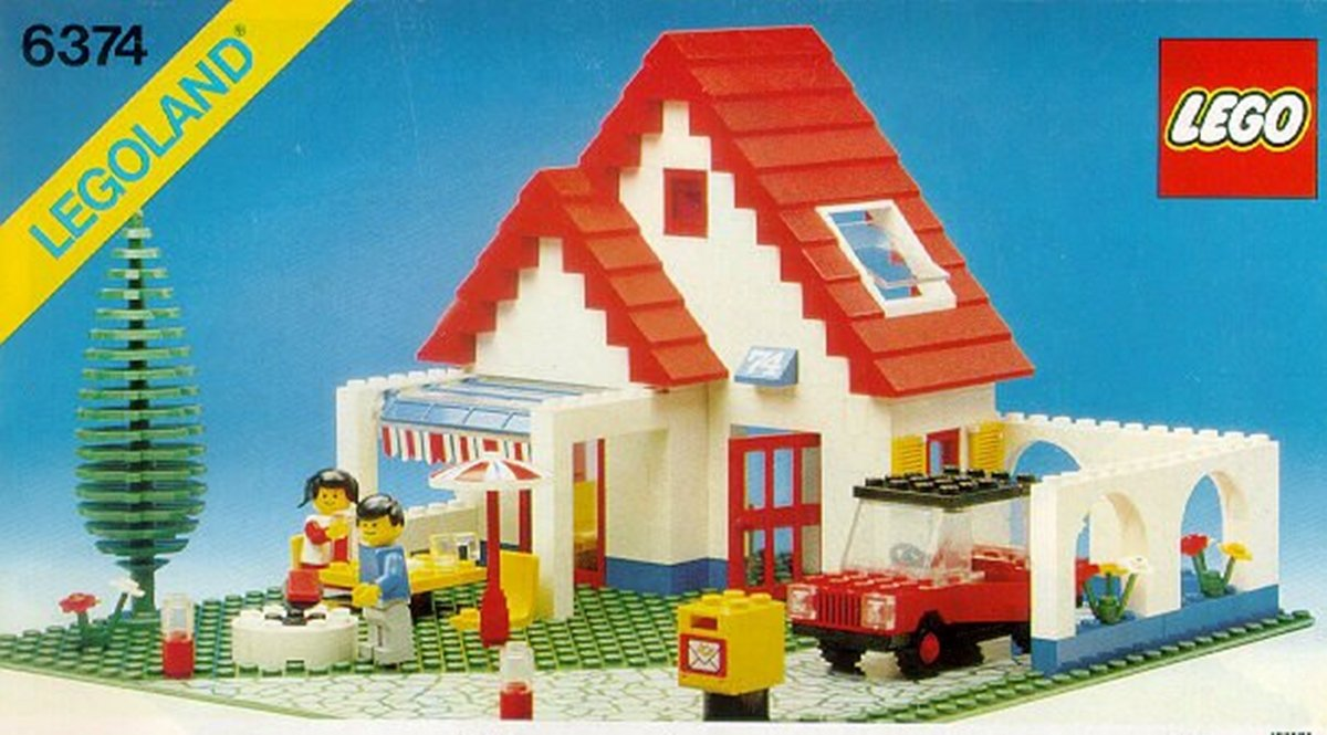 HOLIDAYHOME 10 Of The Best Lego Sets From Our Childhood