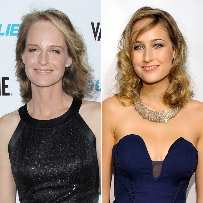 Helen Hunt Leelee Sobieski These 25 Celebs and Their Doppelgangers Will Make You Look Twice