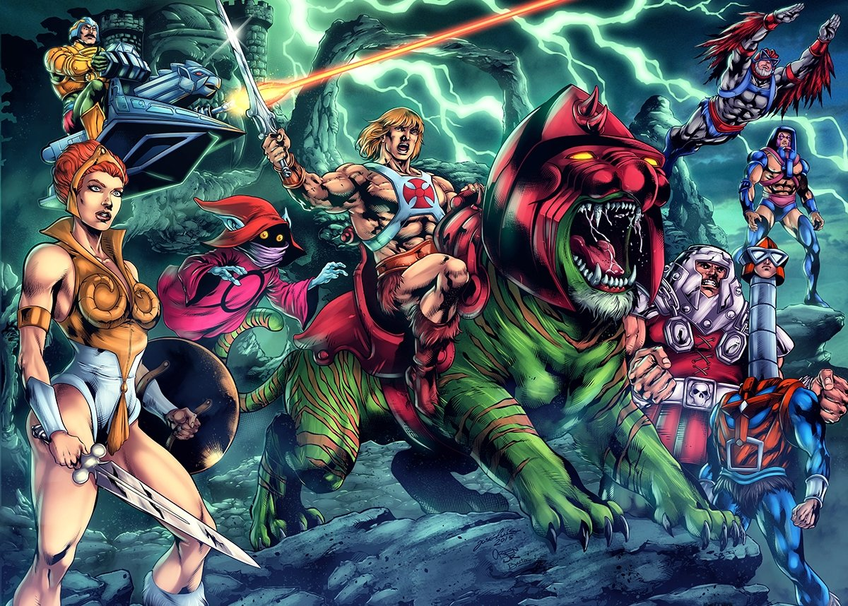 INTRO4 22 He-Man Facts Every 80s Child Should Know
